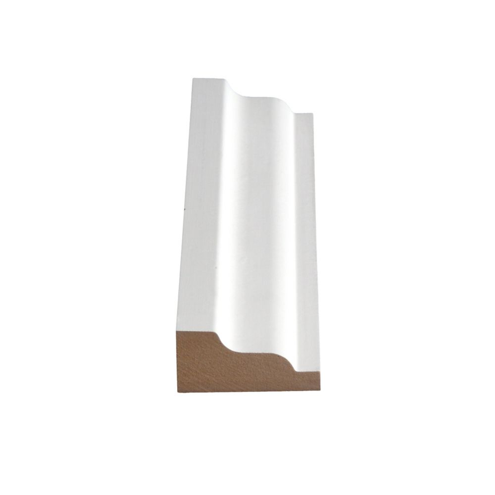 Primed Fibreboard Crown 1-3/16 In. x 2-7/16 In. (Price per linear foot)
